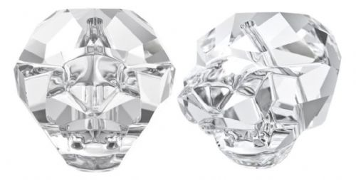 1 Swarovski Panther Bead, Style 5751, 14mm, Crystal - CLEARANCE PRICE